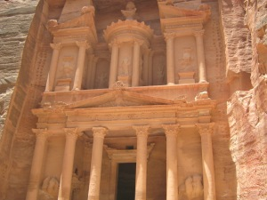Petra in the deserts of Jordan. Photo c/o morguefile.com